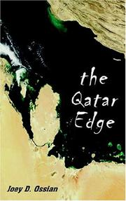 Cover of: the Qatar Edge