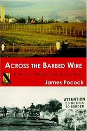 Cover of: Across the Barbed Wire