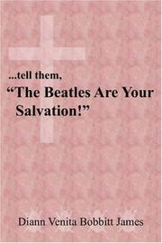 "Cover of: ...tell them, ""The Beatles Are Your Salvation!"""