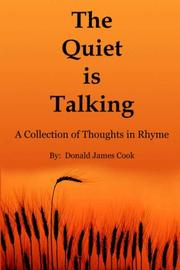 Cover of: The Quiet is Talking