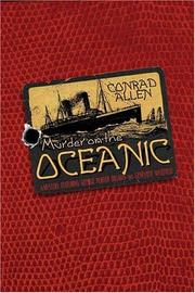 Cover of: Murder on the Oceanic