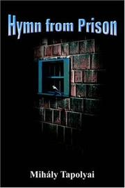 Cover of: Hymn from Prison