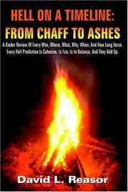 Cover of: HELL ON A TIMELINE: FROM CHAFF TO ASHES
