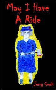 Cover of: May I Have A Ride