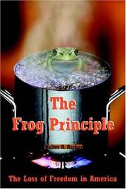 Cover of: The Frog Principle