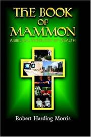 Cover of: The Book of Mammon