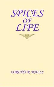Cover of: SPICES OF LIFE