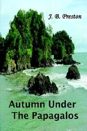 Cover of: Autumn Under The Papagalos
