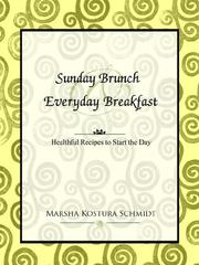 Cover of: Sunday Brunch  and  Everyday Breakfast