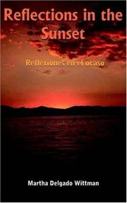 Cover of: Reflections in the Sunset