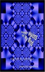 Cover of: Inner Visions of My Mind