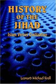 Cover of: HISTORY OF THE JIHAD