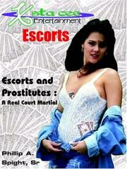 Cover of: X-Sta-Cee Entertainment Escorts