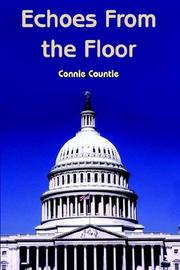 Cover of: Echoes From the Floor | Connie Countie
