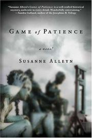 Cover of: Game of patience