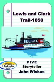 Cover of: Lewis and Clark Trail-1850