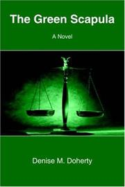 Cover of: The Green Scapula
