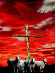 Cover of: The Good Friday Myth