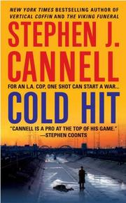 Cold Hit (A Shane Scully Novel) by Stephen J. Cannell