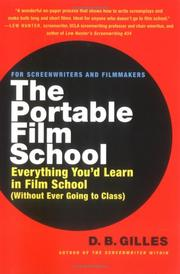 Cover of: The portable film school