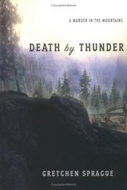 Cover of: Death by thunder