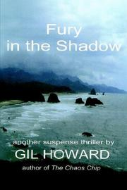 Cover of: Fury in the Shadow | Gil Howard