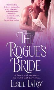 Cover of: The Rogue's Bride