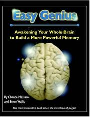 Cover of: Easy Genius | Chance Massaro