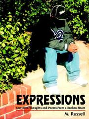 Cover of: EXPRESSIONS | M. Russell