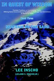Cover of: In Quest of Wisdom Book Three of Seafoam on the Sand