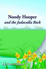 Cover of: Noody Hooper and the Judaculla Rock | Pam Poland