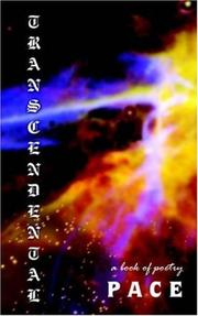 Cover of: TRANSCENDENTAL | JASON ALLEN PACE