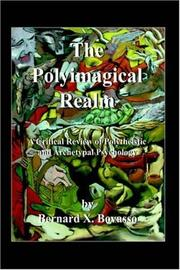 Cover of: The Polyimagical Realm