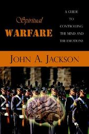 Cover of: Spiritual Warfare | John A. Jackson