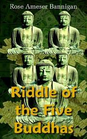 Cover of: Riddle of the Five Buddhas