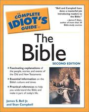 The Complete Idiots Guide to the Bible (2nd Edition)