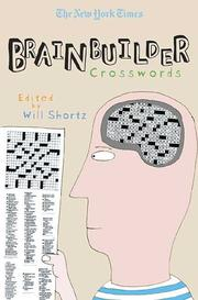 Cover of: The New York Times Brainbuilder Crosswords | New York Times