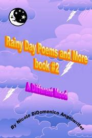 Cover of: Rainy Day Poems and More book #2