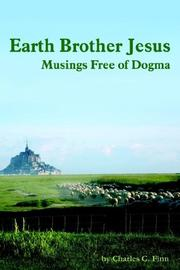 Cover of: Earth Brother Jesus | Charles C. Finn