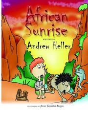 Cover of: African Sunrise
