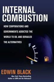 Cover of: Internal Combustion | Edwin Black