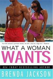 Cover of: What a Woman Wants