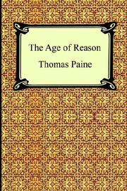 Cover of: The Age of Reason