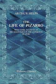 Cover of: The Life of Pizarro