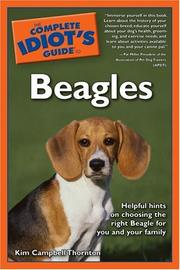 Cover of: The Complete Idiot's Guide to Beagles