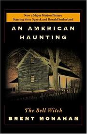 Cover of: An American Haunting