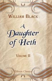 Cover of: A Daughter of Heth