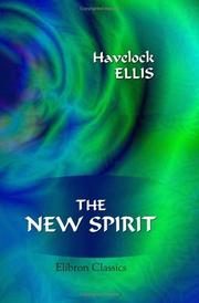 Cover of: The new spirit