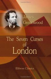 Cover of: The seven curses of London