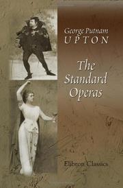 Cover of: The Standard Operas